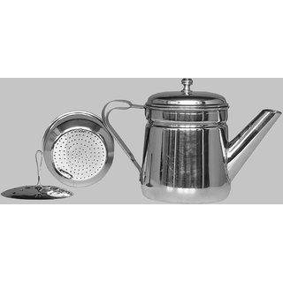 Coffee Maker Stainless Steel Jug : Buy Jug style South Indian Filter Coffee maker - Stainless Steel - 150 ml Online- Shopclues.com