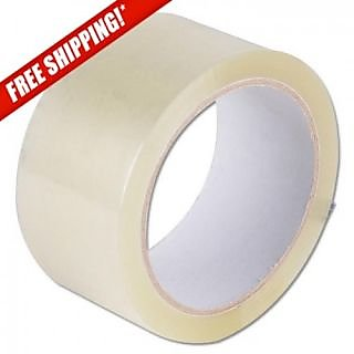 Transparent Tape 12 MM x 65 MTR (48 Pcs)