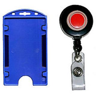 SGD plastic I Card Holder