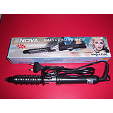 NOVA  HAIR CURLING IRON NV-471 With Eye Cool Mask-To Remove Dark Circle