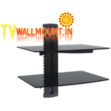 T2RC WALL UNIT / DVD Stand/ Set Top Box Stand