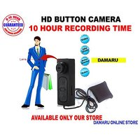 10 HOUR BATTERY BACKUP HD BUTTON CAMERA WITH MINI PURSE / WEB CAM ,LONG TIME RECORDING BUTTON CAMERA