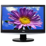 AOC LED - E1620SWB Monitor (15.6 Inch)