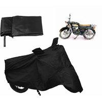 Relax Bike Body Cover For YAMAHA RAJDOOT - Black