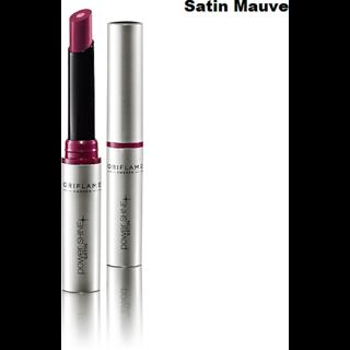 Power Shine Satin Lipstick (Satin Mauve)
