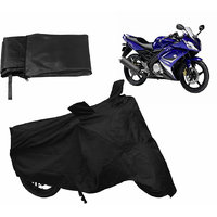 Relax Bike Body Cover For YAMAHA R-15 - Black