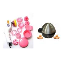 Egg Boiler and Face Massager ( COMBO )