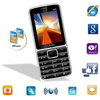 Chilli-B03 Dual Sim GSM With Facebook Multimedia Camera Mobile Phone