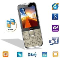 Chilli-B05 Dual Sim GSM With Facebook Multimedia Camera Mobile Phone