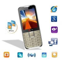 Chilli-B15 Dual Sim GSM with Facebook Multimedia Camera Mobile Phone