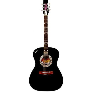 Master MSTBLK Acoustic Guitar Black available at ShopClues for Rs.2999