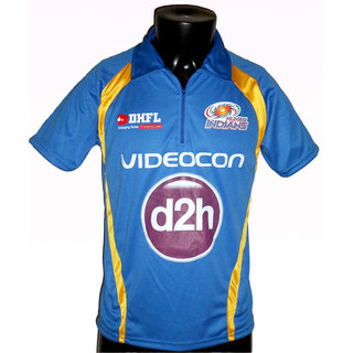IPL Jersey Cricket T20 India jersey t shirt Mumbai Indians MI