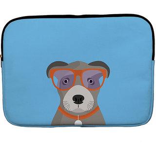 Staffodshire Bull Terrier Laptop Sleeve