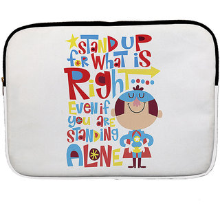 Stand Up Laptop Sleeve