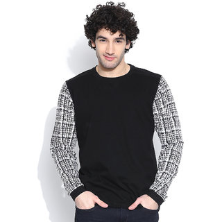 Cult Fiction-Round neck with Printed full sleeves