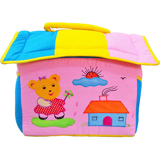 Rachnas Diaper / Mother Multi-utility Nursery Bag - 7025 - Pink