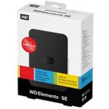 500gb Western Digital Elements Usb 3.0 Hard Drive Wd