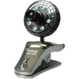 Quantum 16mp 8 Led Light Webcam Mic Night Vision