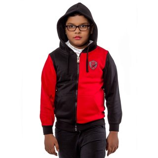 Bobjunior Winter Wear Jacket With Hood