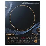 Maharaja Whiteline Magic IC-203 2000-Watt Induction Cooktop (Black)