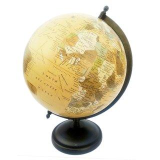Multicolor World Globe
