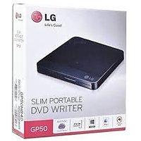 LG External Slim Portable DVD Writer