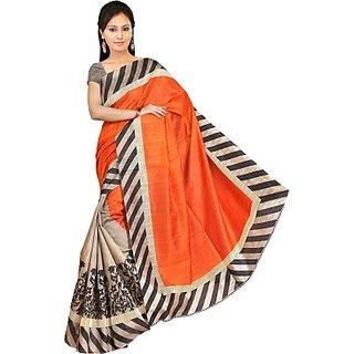 Muta Fashions Luxurious Bhagalpuri Saree