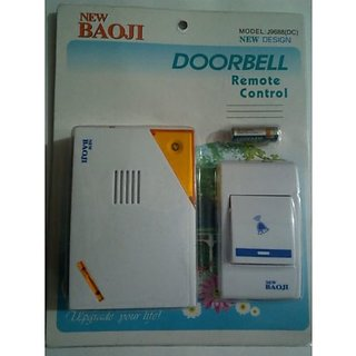 Wireless Remote Control Door Calling Bell for Home and Office