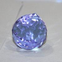 Feng Shui Crystal Blu Ball 50 Mm