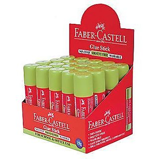Faber Castle Glue Stick - Pack of 20