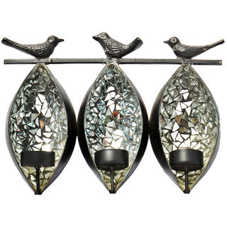 Collectibles Black Color Wall Hanging Tea Light
