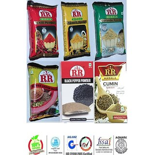 RR MASALA POWDER PACK OF 6