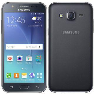 Samsung Galaxy J7 (Black) Dual Sim, LTE + GSM