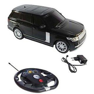 Zaprap Remote Control(1-16)Range Rover GravitySensor R/C Car With Steering-Black