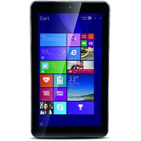 Iball Slide I701 16GB 3G Through Dongle Tablet - Black