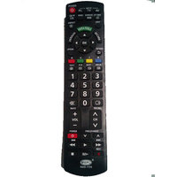 Compatible Panasonic LED/LCD TV Remote Control