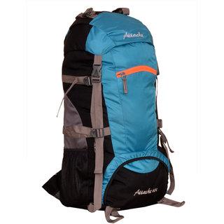 Attache 50-60 L Polyester Blue Rucksack