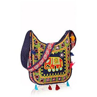 Saffron Craft  Traditional Rajasthani bag