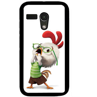 Instyler Digital Printed Back Cover For Moto G MOTOGDS-10132