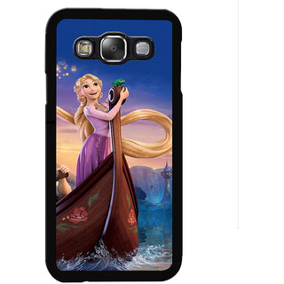 Instyler Digital Printed Back Cover For Samsung Galaxy E7 SGE7DS-10151