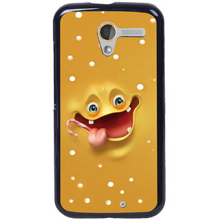 Instyler Digital Printed Back Cover For Moto X MOTOXDS-10128