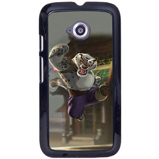 Instyler Digital Printed Back Cover For Moto E2 MOTOE2DS-10153