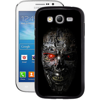 Instyler Digital Printed Back Cover For Samsung Galaxy A3 SGA3DS-10085