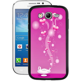 Instyler Digital Printed Back Cover For Samsung Galaxy A3 SGA3DS-10097