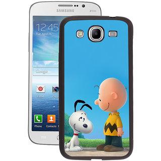 Instyler Digital Printed Back Cover For Samsung Galaxy Mega 5.8 SGM5.8DS-10156