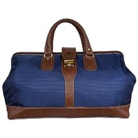 Overnighter Bag With Lock