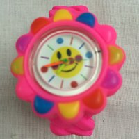 It Is A Very Comfort And Good Looking Watch For A School Going Girl.