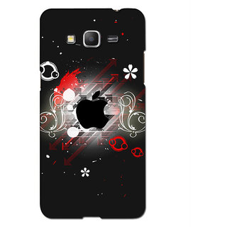 Instyler Premium Digital Printed 3D Back Cover For Samsung Glaxy Grand 3 3DSGG3DS-10033