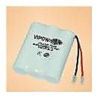Vipow 600 MAh 3.6 Volt Battery For Panasonic Cordless Phone