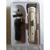 Maxel AK 8009 Professional Trimmer for Men Brown.